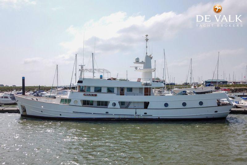 LONG RANGE MOTOR YACHT motor yacht for sale | De Valk ...