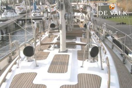 LORD NELSON 41 sailing yacht for sale | De Valk Yacht broker