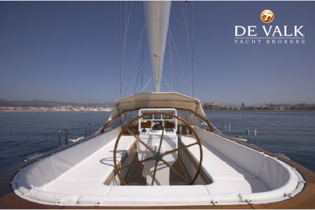 MODERN CUTTER sailing yacht for sale | De Valk Yacht broker