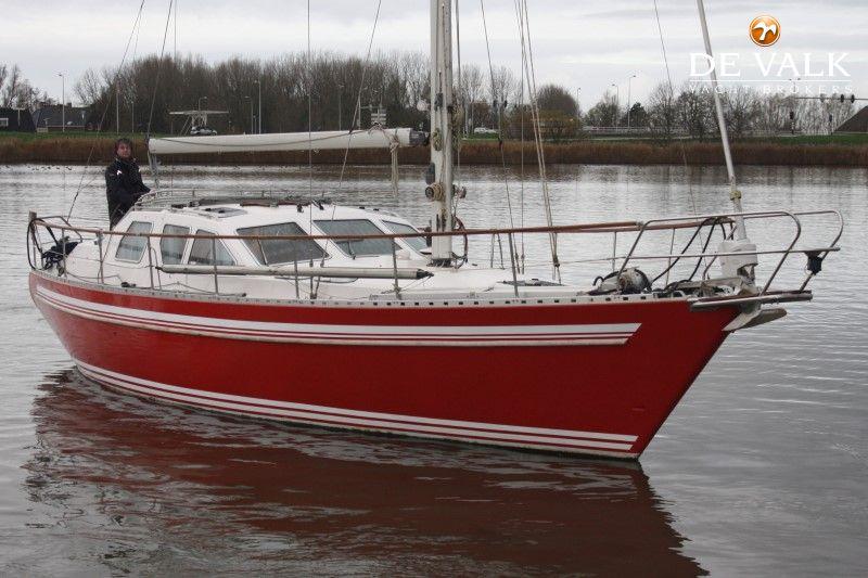 NAUTICAT 39 sailing yacht for sale   De Valk Yacht broker