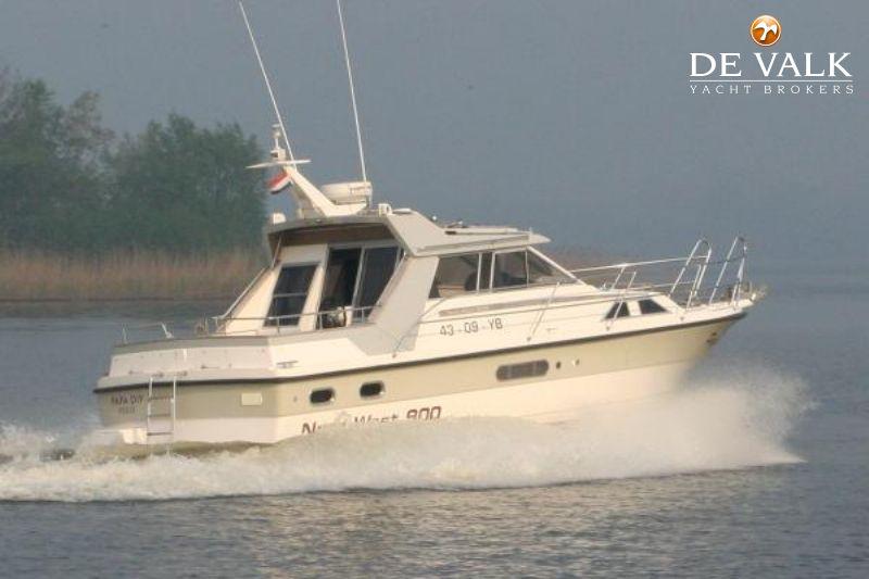 nord west 900 motor yacht for sale de valk yacht broker. Black Bedroom Furniture Sets. Home Design Ideas