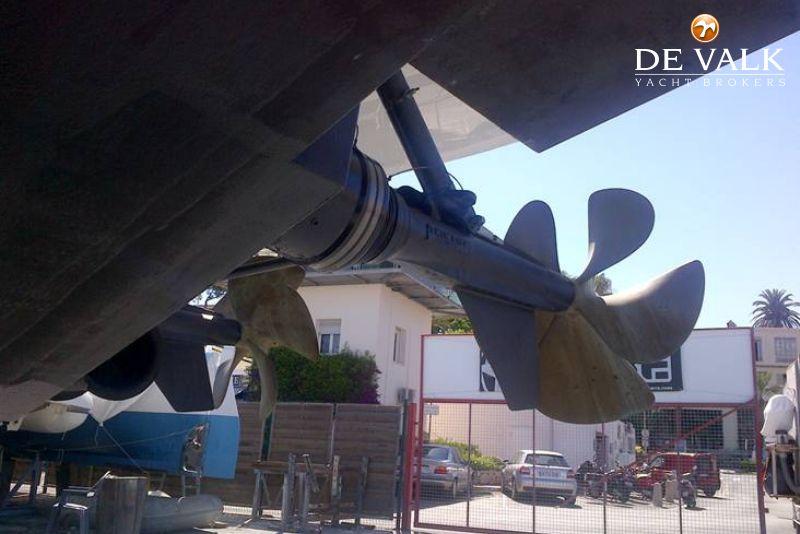 Motorkruisers en Jachten Pershing 52 foto 10