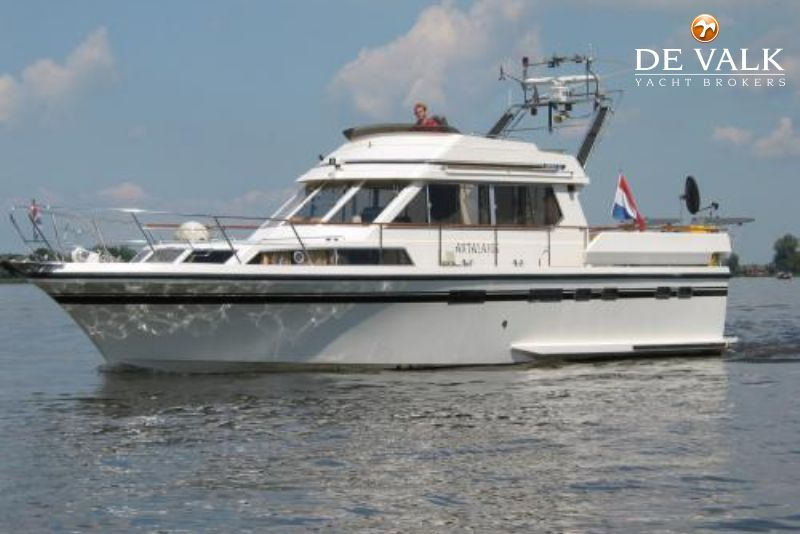 Pfeil 42 Motor Yacht For Sale De Valk Yacht Broker