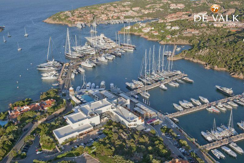 Porto Cervo Marina Sardinia
