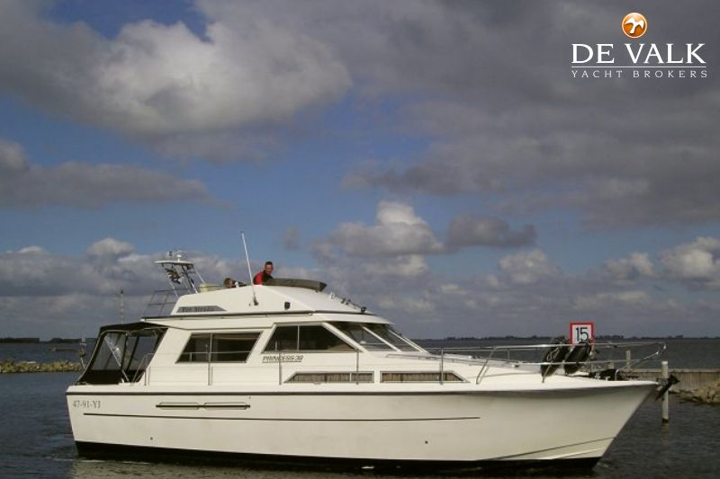 Princess 38 Motor Yacht For Sale De Valk Yacht Broker