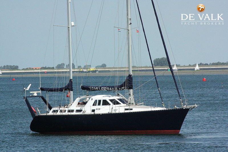 RICOCHET 1750 EXPLORER sailing yacht for sale | De Valk Yacht broker