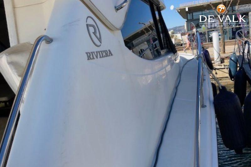 Motorkruisers en Jachten Riviera 42 Flybridge foto 6