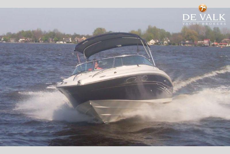 SEA RAY 240 OVERNIGHTER motor yacht for sale | De Valk Yacht