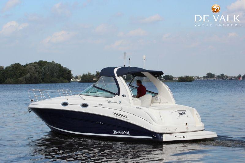 SEA RAY 315 SUNDANCER motor yacht for sale | De Valk Yacht