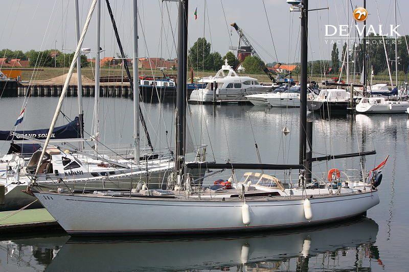 SKYE 51 KAUFMANN & LADD sailing yacht for sale | De Valk