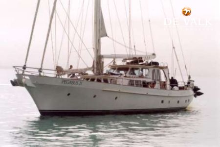 Steel Motor Sailer Sailing Yacht For Sale De Valk Yacht