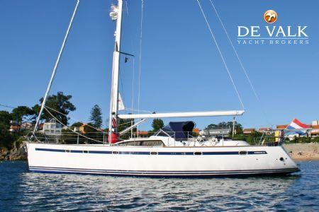 HALLBERG RASSY 53 sailing yacht for sale | De Valk Yacht broker
