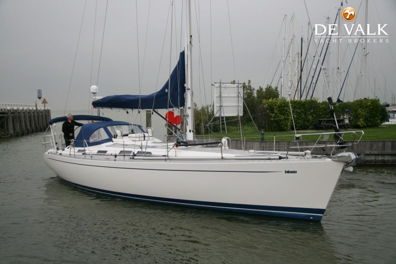 SWEDEN YACHTS 45 sailing yacht for sale   De Valk Yacht broker