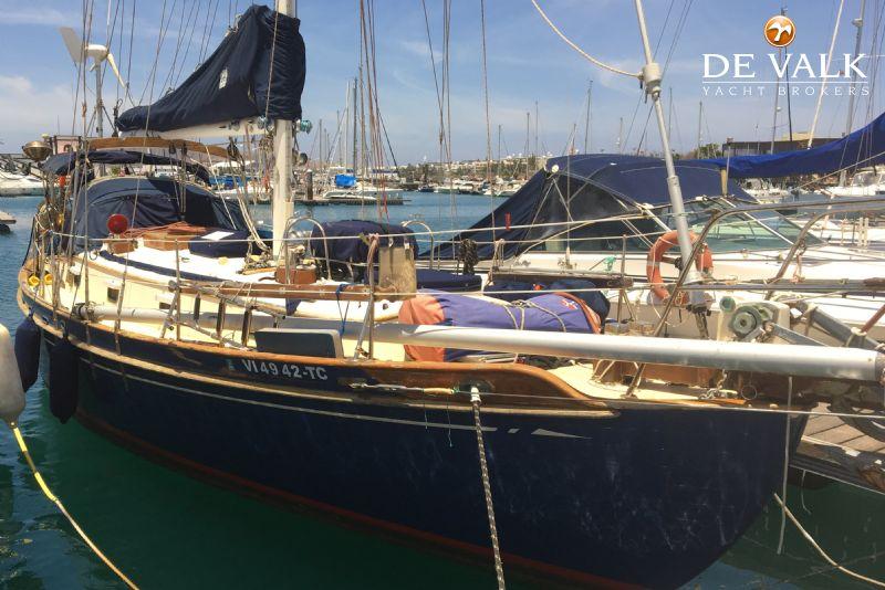 Tayana 37 Sailing Yacht For Sale De Valk Yacht Broker