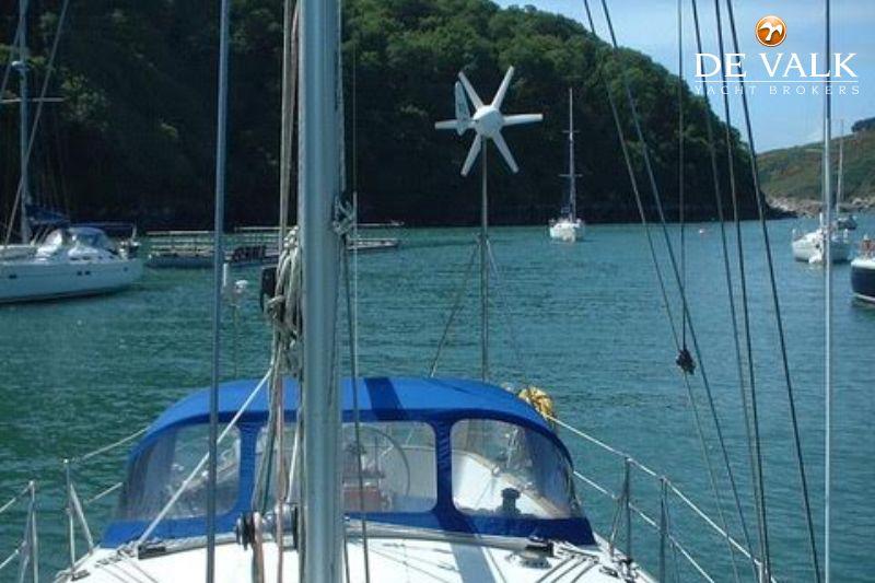 VANCOUVER 36 sailing yacht for sale   De Valk Yacht broker