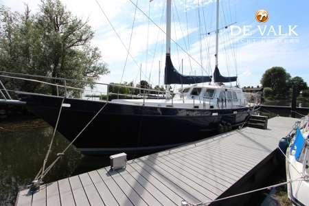 SCHOONER CLASSIC GAFF sailing yacht for sale | De Valk Yacht