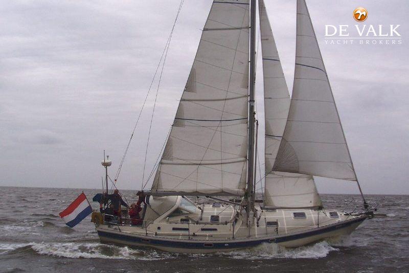 WARRIOR 40 MKII sailing yacht for sale | De Valk Yacht broker