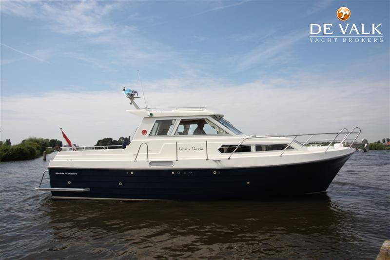 Westbas 29 Offshore Motor Yacht For Sale De Valk Yacht