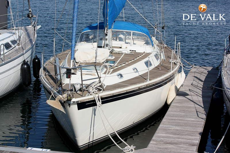 WESTERLY SEALORD 39 sailing yacht for sale | De Valk Yacht
