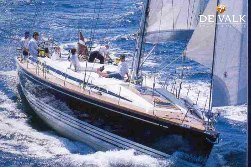 E de valk yacht brokers
