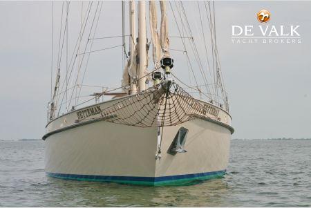 ZACA 60 SCHOONER sailing yacht for sale | De Valk Yacht broker
